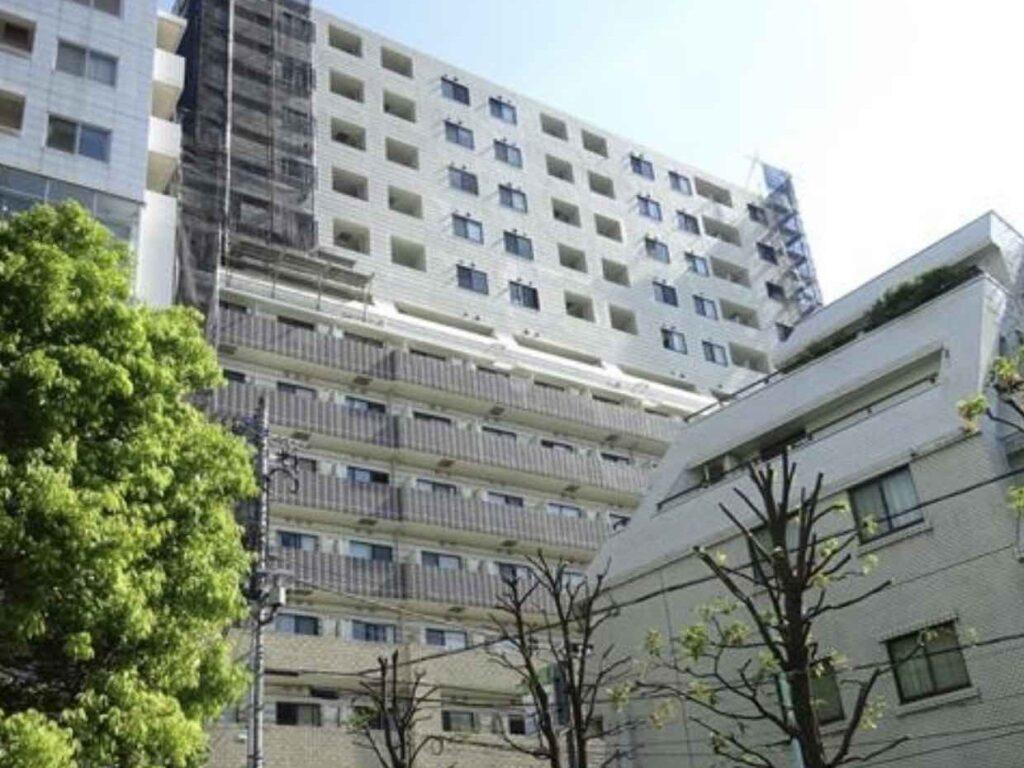 渋谷区分マンション