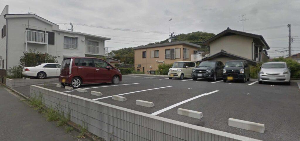 葉山駐車場