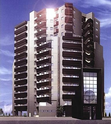 【フィールA渋谷6階】ホテルライクなデザイナーズレジデンス